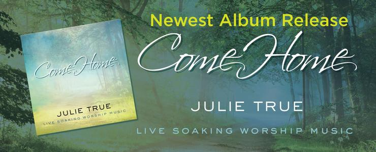 "New Release - ""Come Home"" by Julie True"