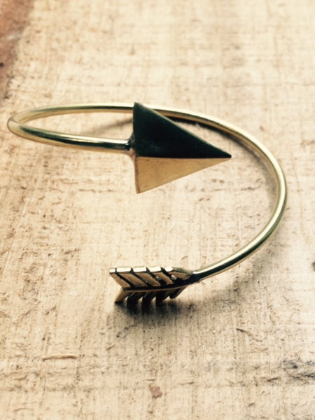 Arrow  of Love bangle