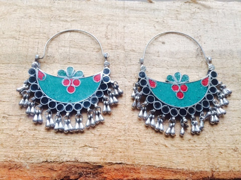 Tribal Goddess Earrings