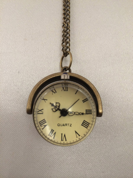 The Globe Pocket Watch