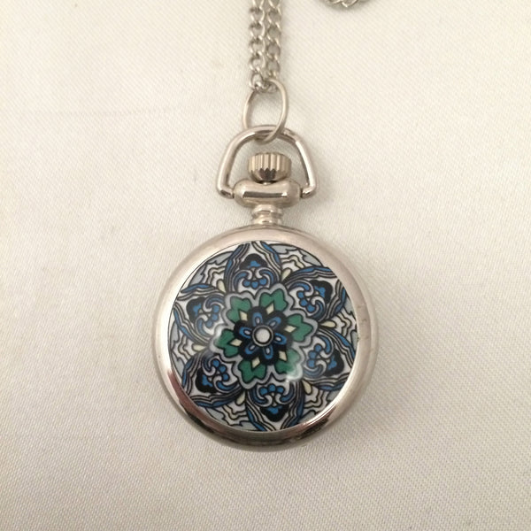 The Kaleidoscope Pocket Watch