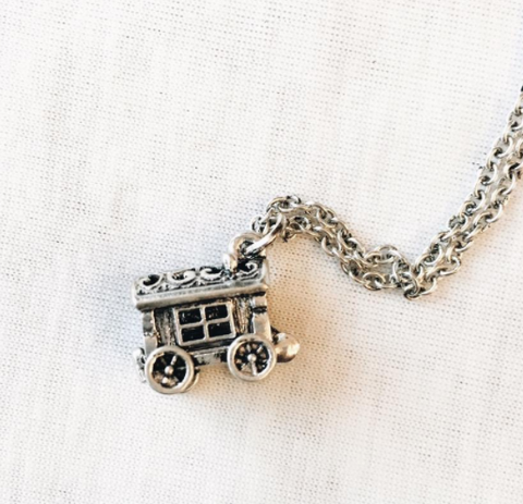 Gypsy Wagon Necklace