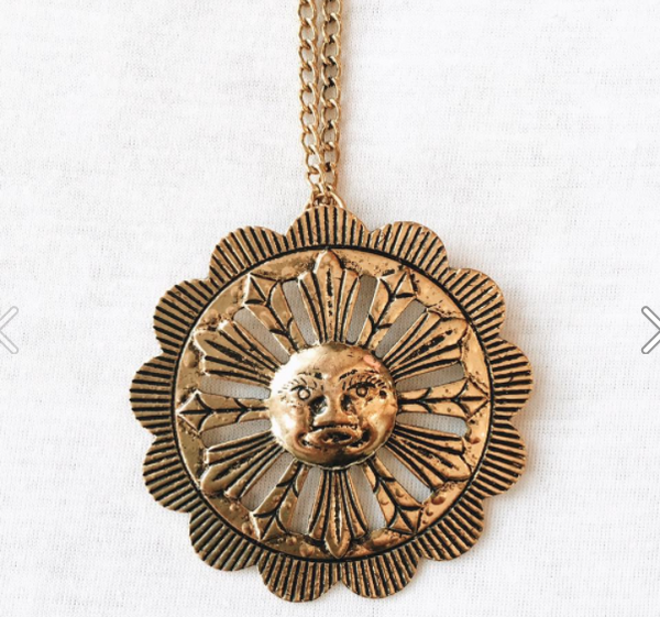 Sunra Tribal Necklace