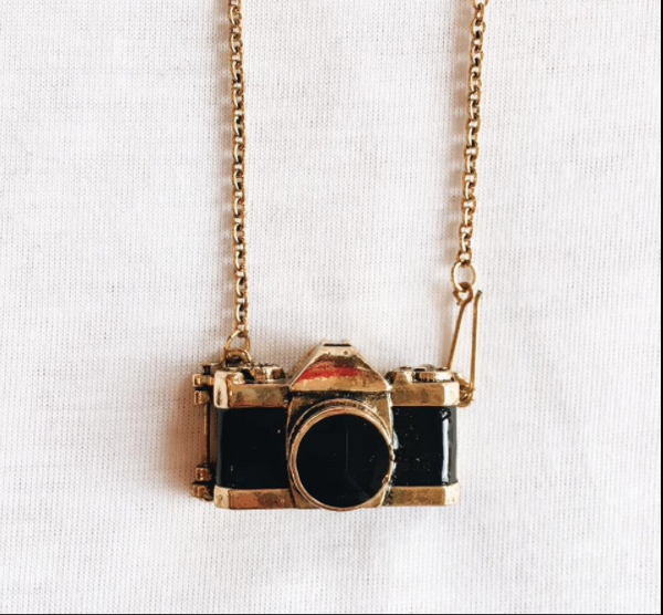 The Camera Necklace