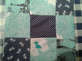 Beginners Sewing Machine Class with patchwork quilting