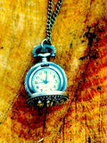 New collection Birds small pendent pocket watch