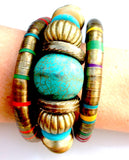 A new collection Tribal Brass Bracelet