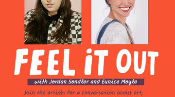 Feel It Out: A Book Celebration with Author Jordan Sondler