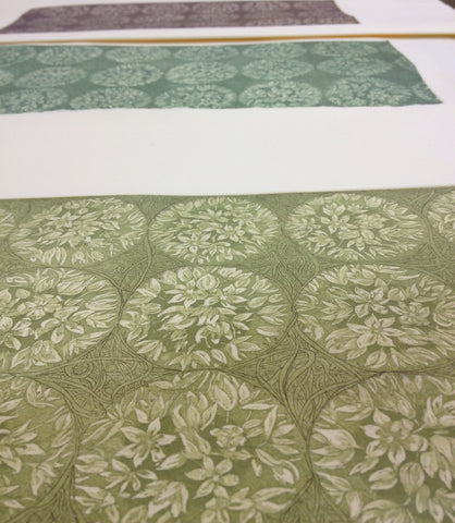 Julia Lucey - Intaglio is a printing method in which ink is