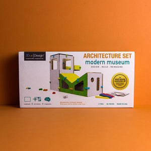 Architecture Set - Modern Museum