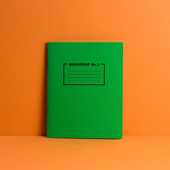 Quaderno Notebook - No. 2