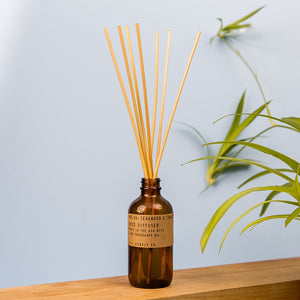 Reed Diffuser - Teakwood & Tobacco