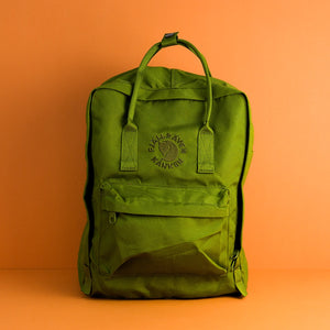 Re-Kanken Backpack - Spring Green