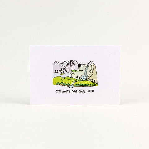 National Parks Postcard Pack