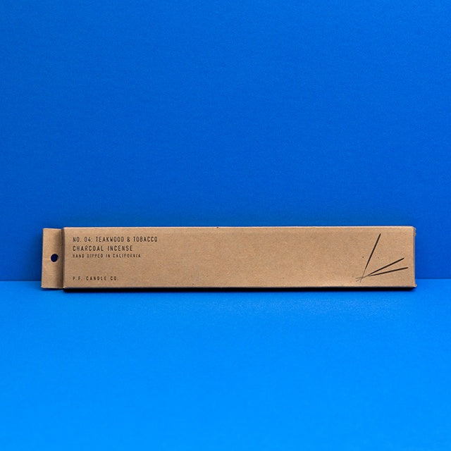 Incense - Teakwood & Tobacco