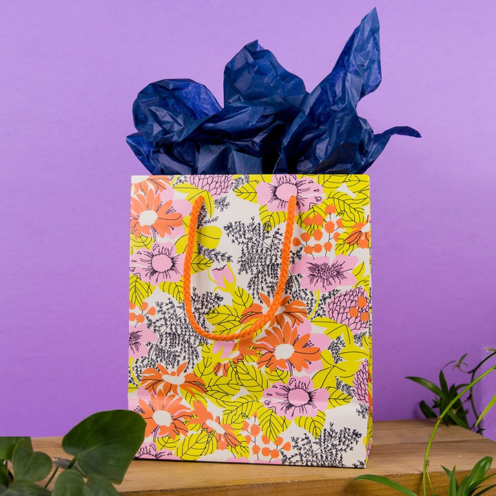 Small Gift Bag - Flagship Floral
