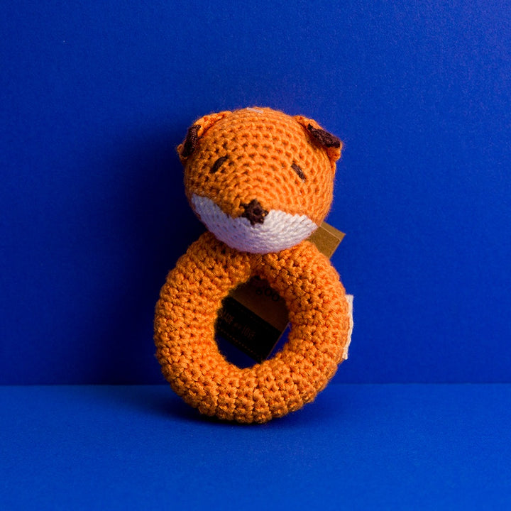 Ring Rattle - Fox