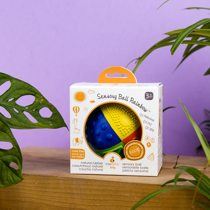 Sensory Ball - Rainbow Petit