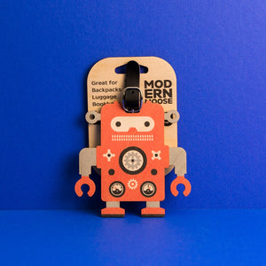 Bag Tags - Robot