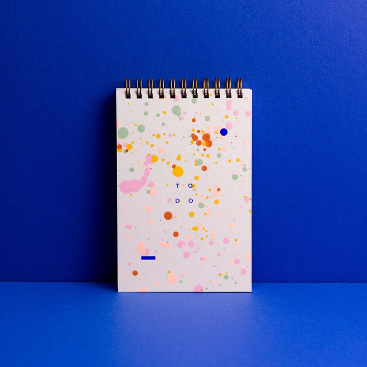 Daily Jotter, Rainbow (closed)