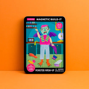 Magnetic Build-It, Monster Mash-Up