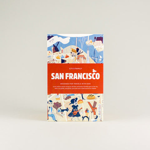 Citi X Family: San Francisco