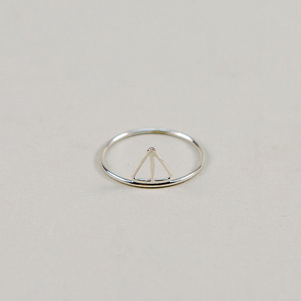 Velos Stacking Ring
