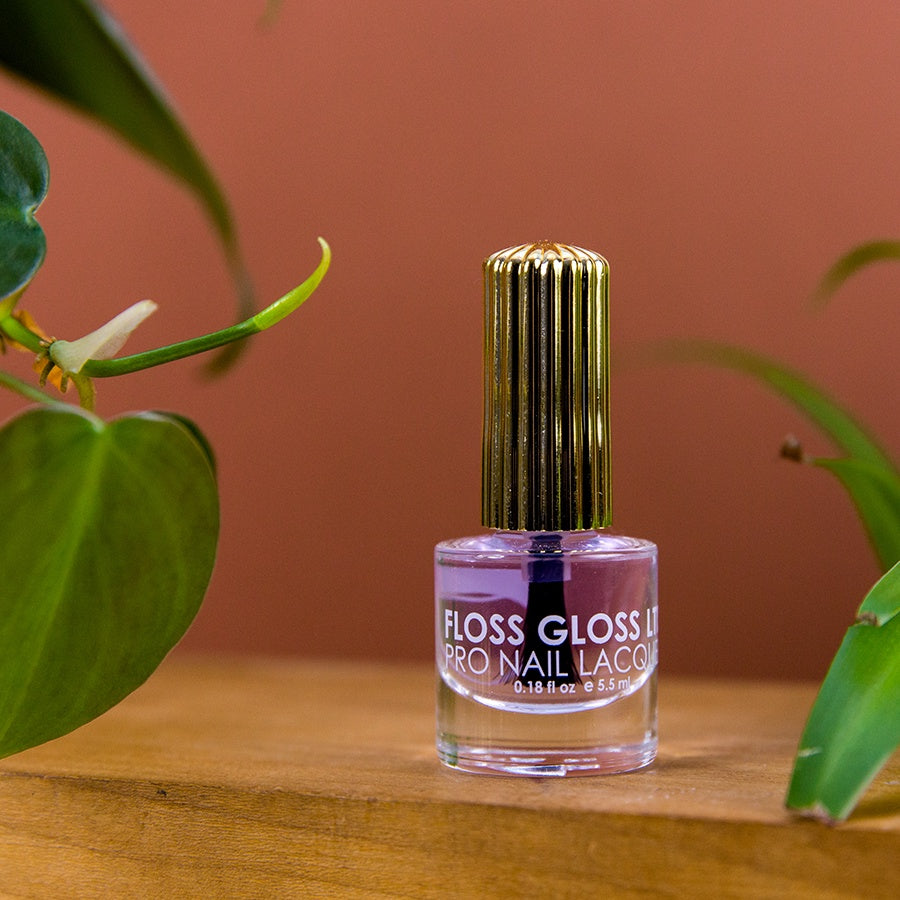 Floss Gloss Nail Polish - Gloss (Top Coat)