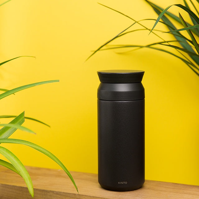 Travel Tumbler - Black