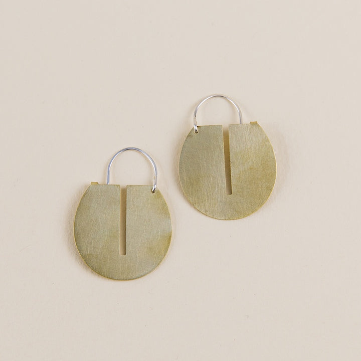 Lie Hoop Earrings - Mini