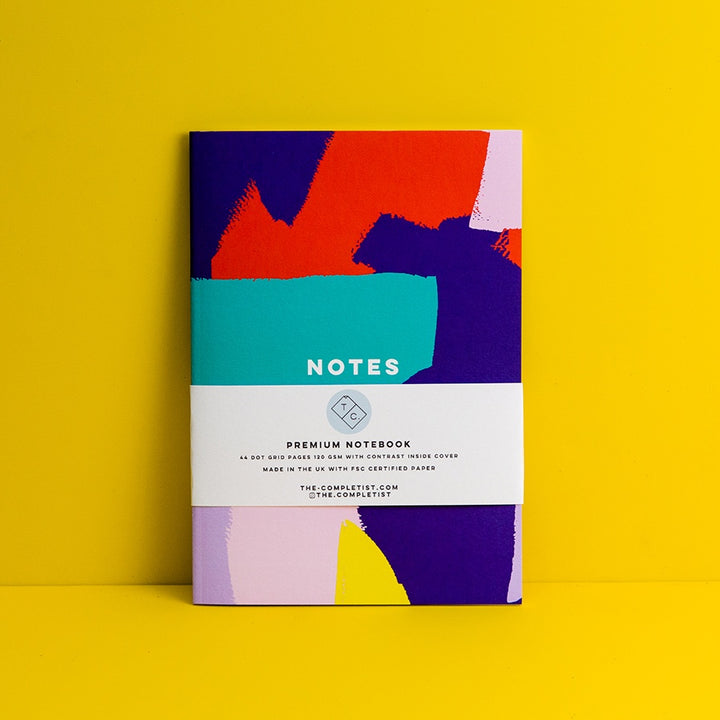 Graphic Notebook, Bright Painter