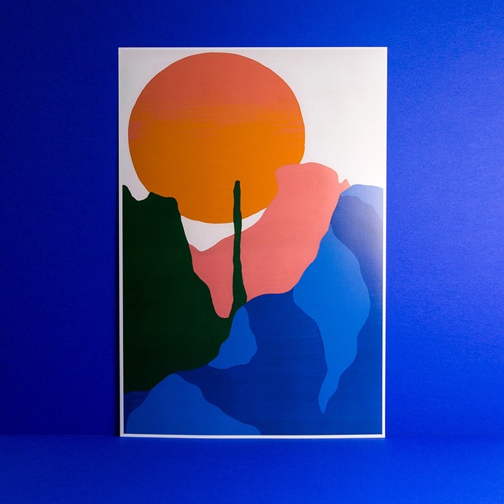 Sunset no. 1 Print
