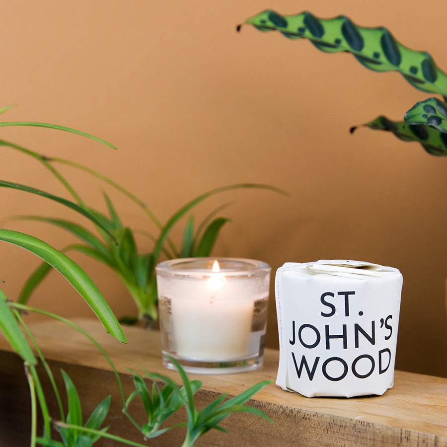 Tisane Collection Candle - St. John's Wood