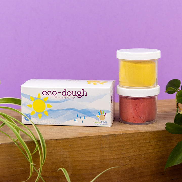 Eco-Dough 2 Pack: Sun