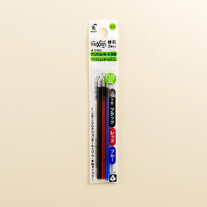 CDT Frixion Ball 3 Refill - 3 Color