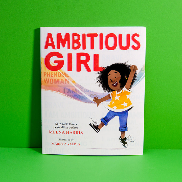 Ambitious Girl