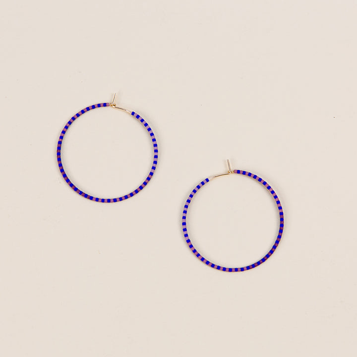 Progressions Hoops Large - Perennial