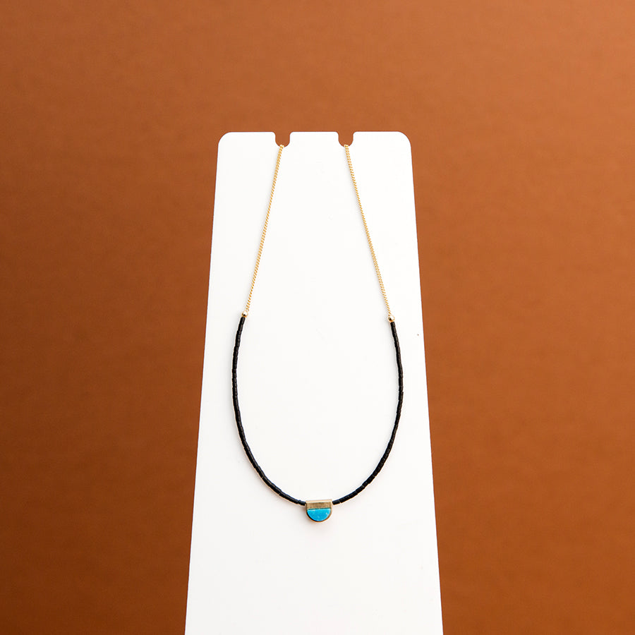 Inti Necklace - Bronze