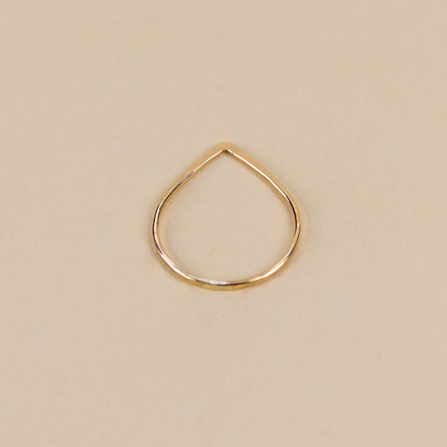 Petal Point Ring