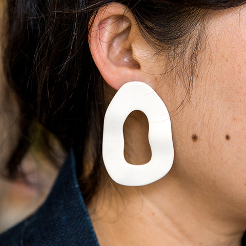 Cutout Earrings