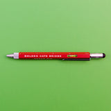 Golden Gate Bridge Utility Pen