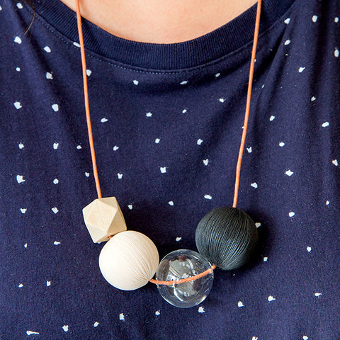Dots Necklace No. 13