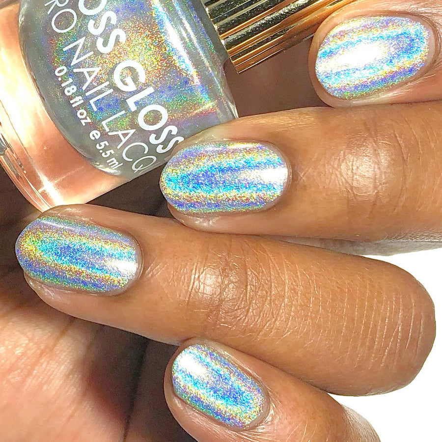 Floss Gloss Nail Polish - Intergalosstic