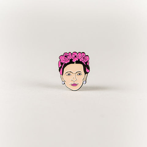 Frida Lapel Pin