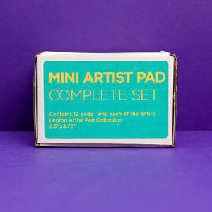 "Full Mini Paper Pad Set - 2.5"" x 3.75"""