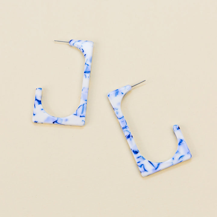 Parc Earrings - Toile