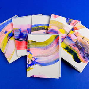 Rainbow Swirl Boxed Set cards
