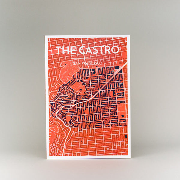San Francisco Neighborhood Maps