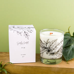 Botanical Collection Candle - No. 2