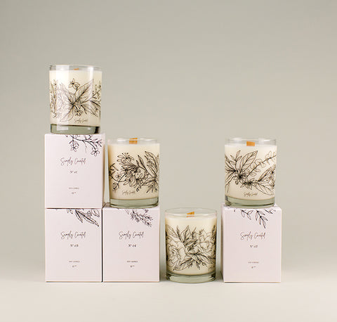 Botanical Collection Candle